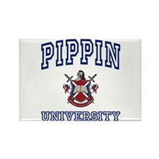 PIPPIN University Rectangle Magnet