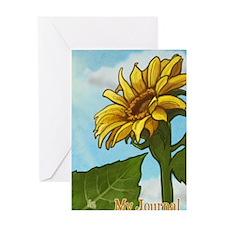 Daisy Journal Greeting Card