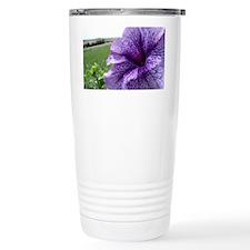 Purple Sunshine Travel Mug