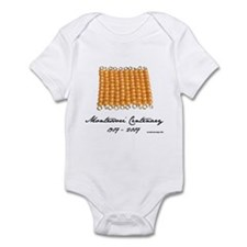 100 Square Infant Bodysuit