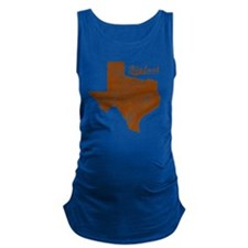 Bigfoot, Texas (Search Any City Maternity Tank Top