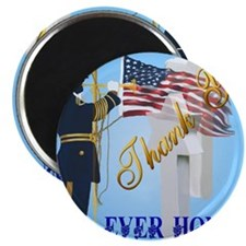 Never Forget-Ever Honor Magnet