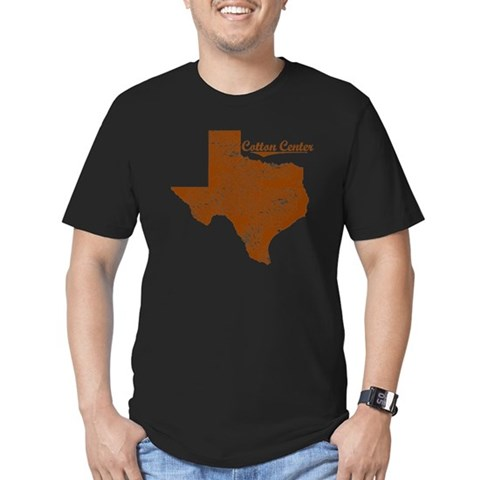 Cotton Center, Texas. Vintage T-Shirt