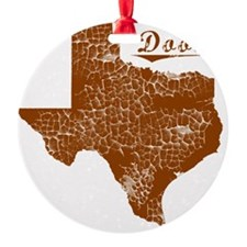 Doole, Texas (Search Any City!) Ornament