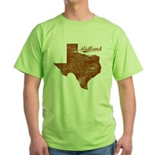 Midland, Texas (Search Any City!) T-Shirt