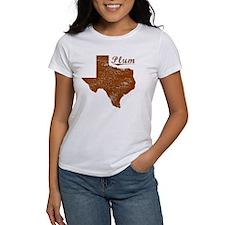 Plum, Texas (Search Any City!) Tee