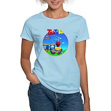 TuTiTu Train bubbles 2 T-Shirt