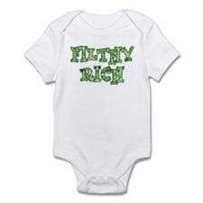 Unique Filthy rich Infant Bodysuit