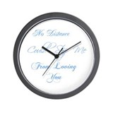 Cool Relationship Wall Clock