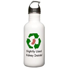 Slighty Used Kidney In Water Bottle