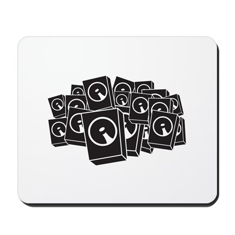Speaker Mousepad
