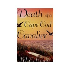 Death of a Cape Cod Cavalier note Rectangle Magnet