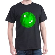 Bowling Ball Car Magnet T-Shirt