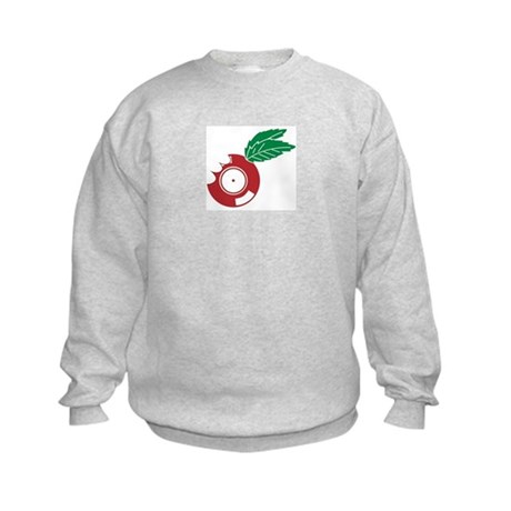 Kids Apple Sweatshirt