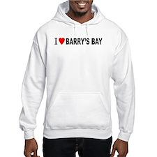 I heart Barry's Bay Hoodie