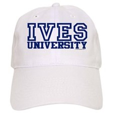 IVES University Baseball Cap