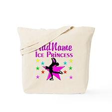SKATER PRINCESS Tote Bag