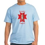The Knights Templar Light T-Shirt