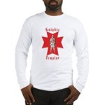 The Knights Templar Long Sleeve T-Shirt
