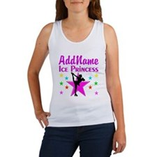 PURPLE ICE PRINCESS Women's Tank Top