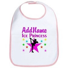 PURPLE ICE PRINCESS Bib