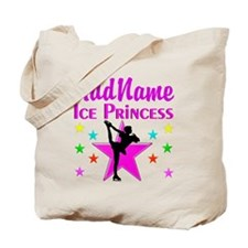 PURPLE ICE PRINCESS Tote Bag