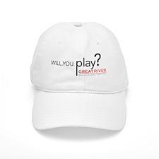 Will. You. Play? Baseball Cap