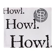 Howl Throw Blanket