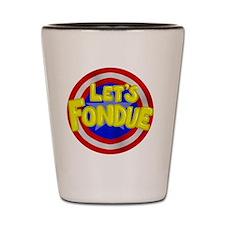 fondue Shot Glass