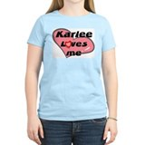 karlee loves me T-Shirt