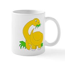 Baby Brontosaurus Dinosaur Mug