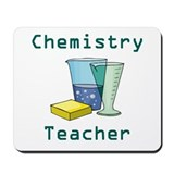 Chemistry Teacher Mousepad