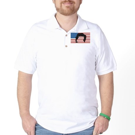 Dance For America Golf Shirt