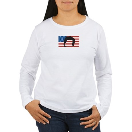 Dance For America Women's Long Sleeve T-Shirt