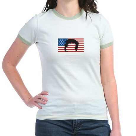 Dance For America Jr. Ringer T-Shirt