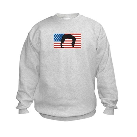 Dance For America Kids Sweatshirt