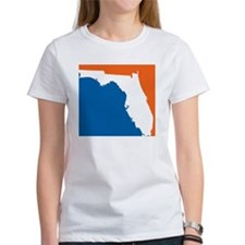 Florida Colors (Gators) Tee