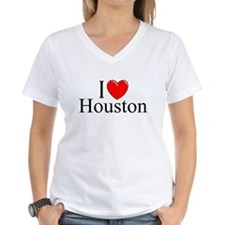 """I Love Houston"" Shirt"