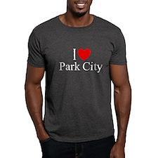 """""""I Love Park City"""" T-Shirt"""