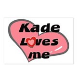 kade loves me  Postcards (Package of 8)