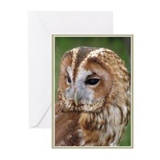 ...Tawny Owl... Note Card (Pk of 10)