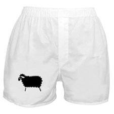 Single Black Sheep Boxer Shorts