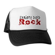 Seniors 2012 Rock Trucker Hat