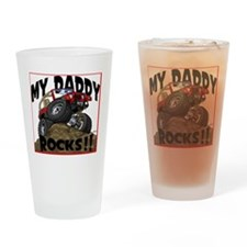 MyDaddyRocks2 Drinking Glass