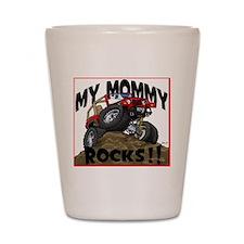 MyMommyRocks Shot Glass
