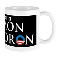 Id rather vote for a Mormon than a Moro Mug