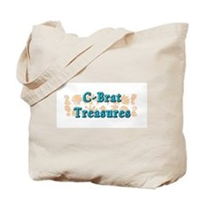 Cute Treasures Tote Bag