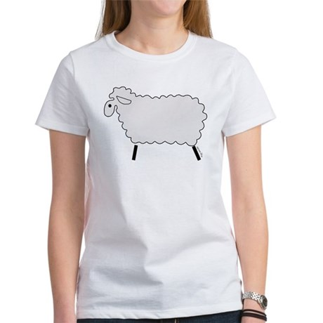 Cute lamb Women's T-Shirt