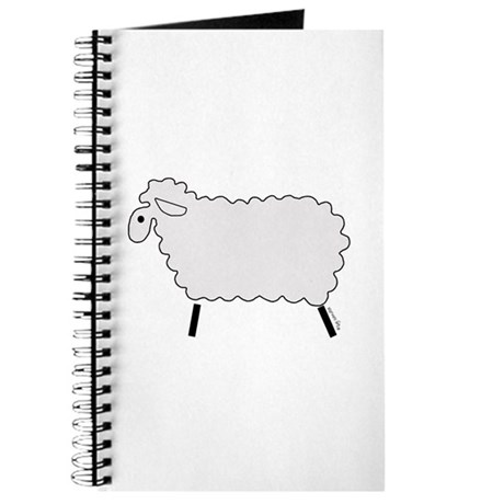 Cute lamb Journal