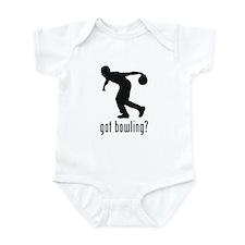 Bowling Infant Bodysuit